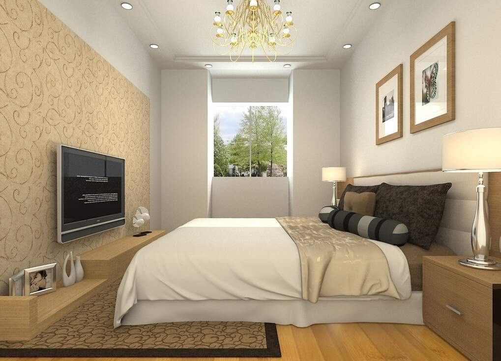 Kệ tivi phòng ngủ - TC14196