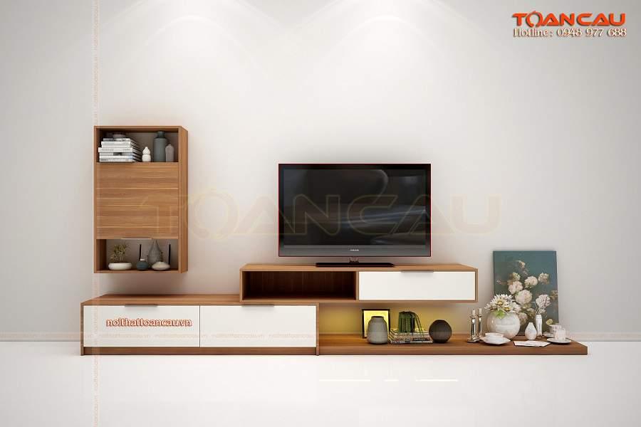 Kệ tivi trang trí phòng khách giá rẻ - TC361