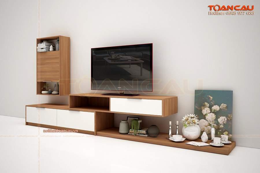 Kệ tivi trang trí phòng khách giá rẻ - TC361 hiện đại