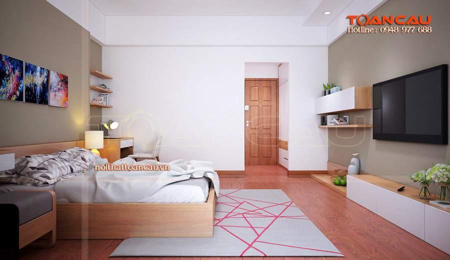 Kệ Tivi hiện đại dùng cho gia đình, kệ Tivi phòng ngủ gỗ đẹp