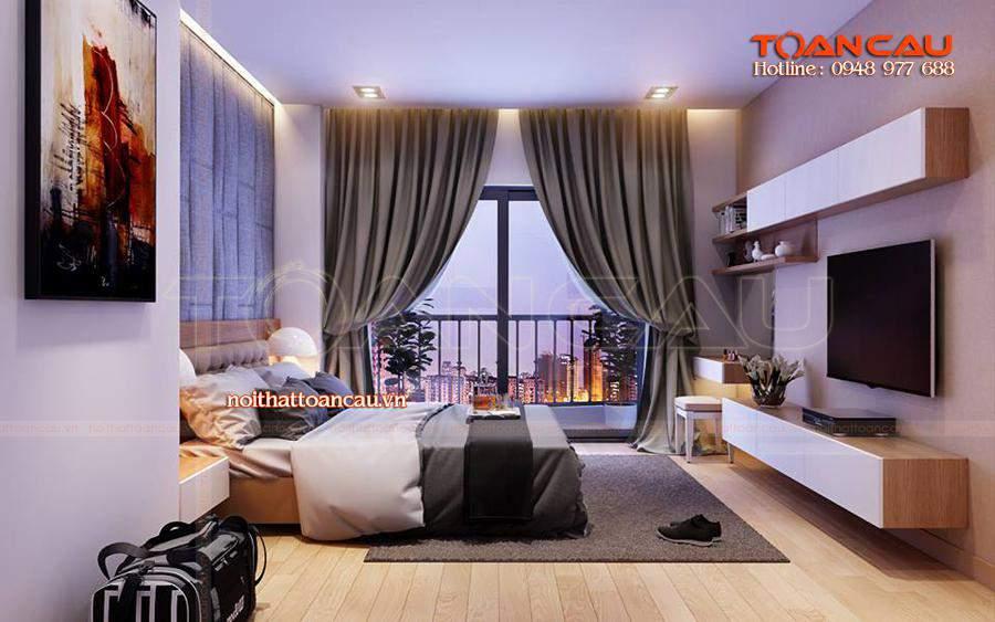 Mẫu kệ Tivi phòng ngủ