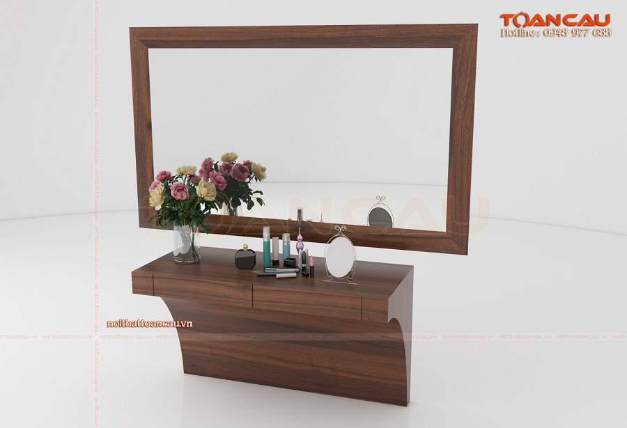 Mẫu bàn phấn gỗ sồi đẹp giá rẻ, bàn phấn gỗ sồi...cho phòng ngủ xinh