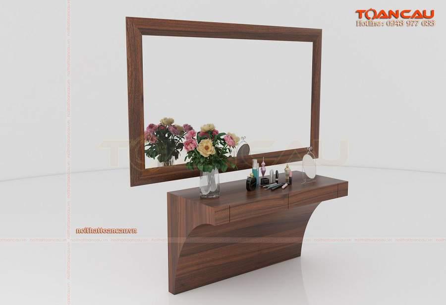 các mẫu bàn trang điểm bằng gỗ đẹp rẻ, các mẫu bàn trang điểm bằng gỗ đẹp nhất hiện đại