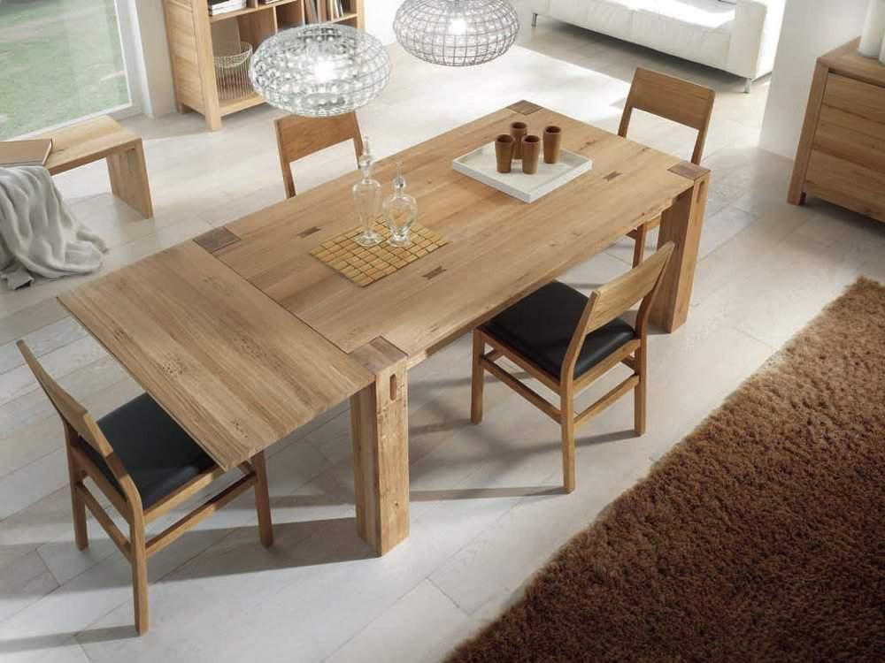 Mẫu bàn ăn gấp thông minh cho gian bếp nhỏ hẹp