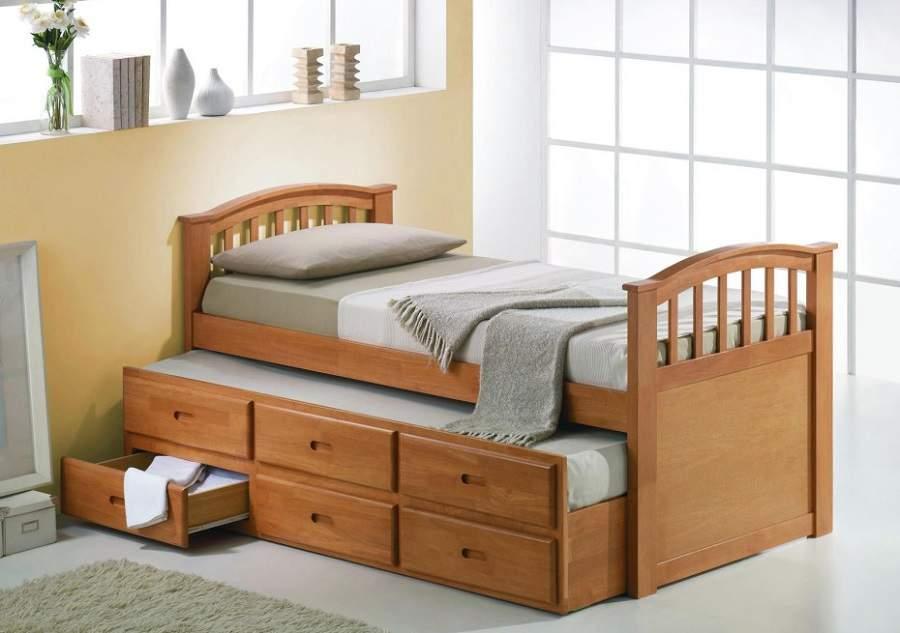 Giường ngủ đẹp có ngăn kéo tại hà nội sang chảnh