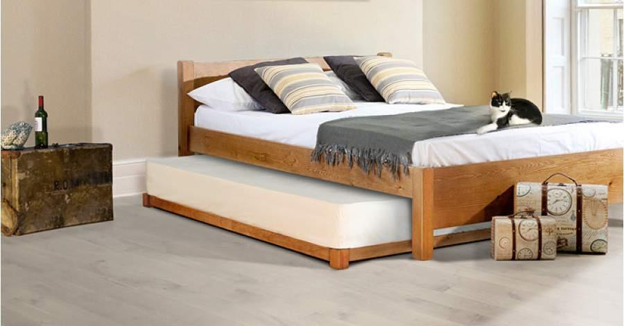 Kiểu giường có ngăn kéo đẹp