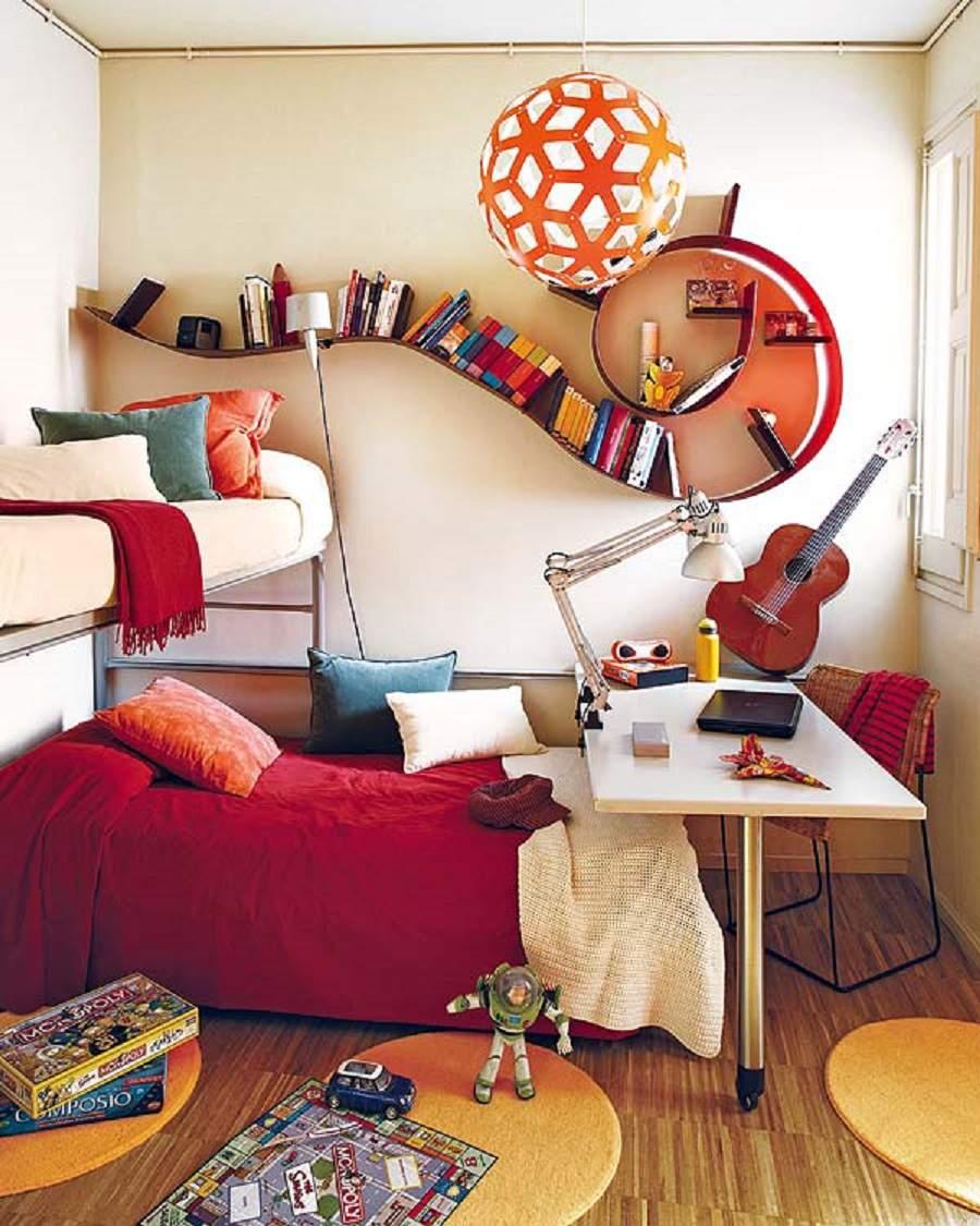 Thiết kế những mẫu nhà 2 tầng giá 500 triệu cho căn phòng của bé