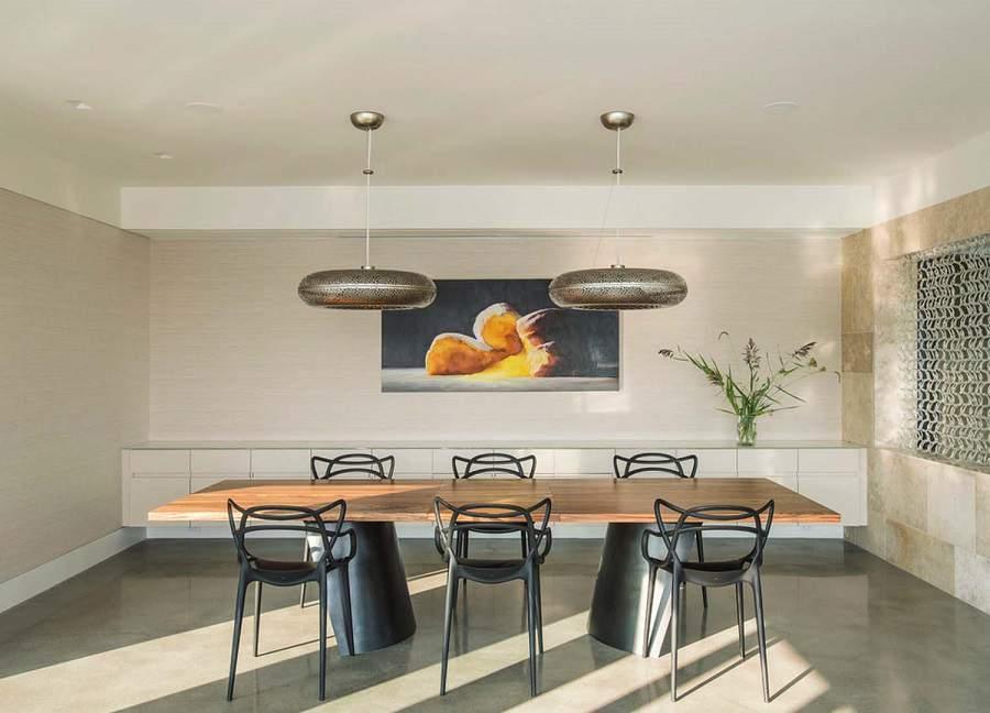 Thiết kế những mẫu nhà 2 tầng giá 500 triệu cho không gian căn phòng bếp