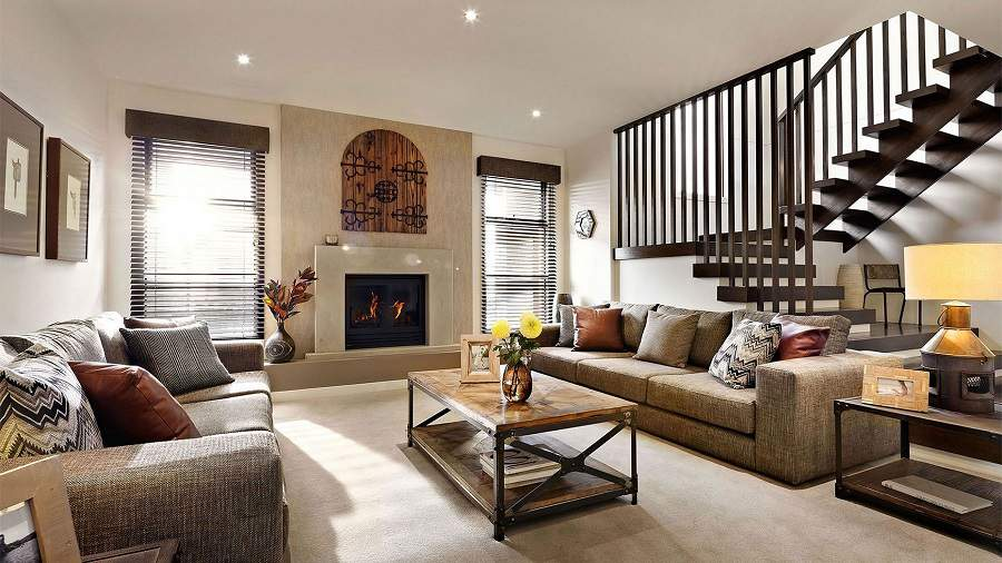 Hãy nên thiết kế những mẫu phòng khách đẹp ấn tượng nhất