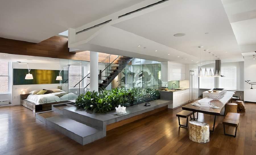Những mẫu thiết kế có cầu thang đẹp