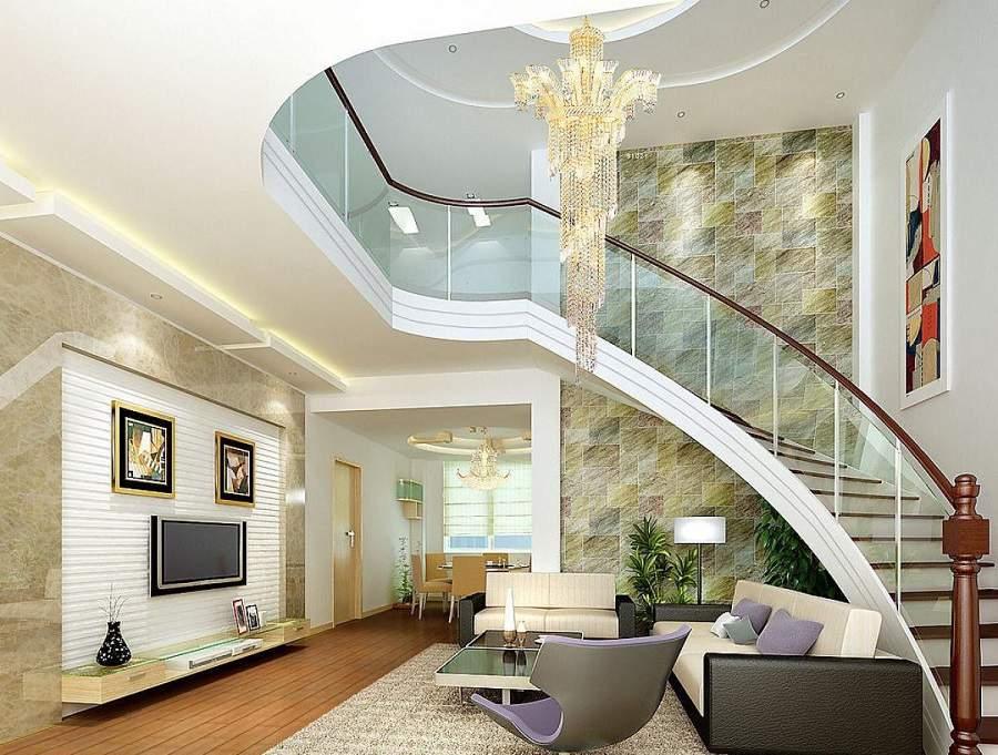 Cầu thang đẹp nhất cho nhà tươi mới