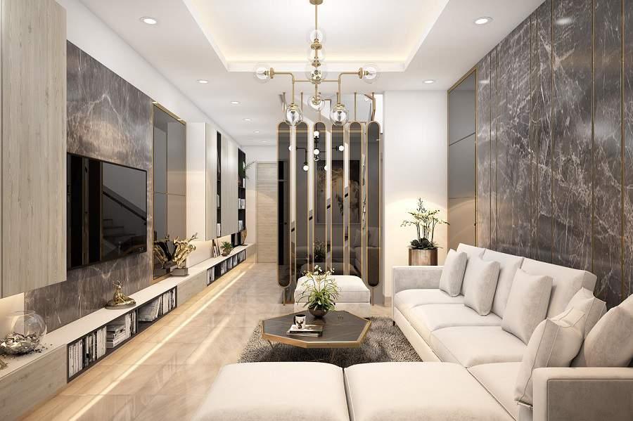 thiết kế nội thất cho chung cư