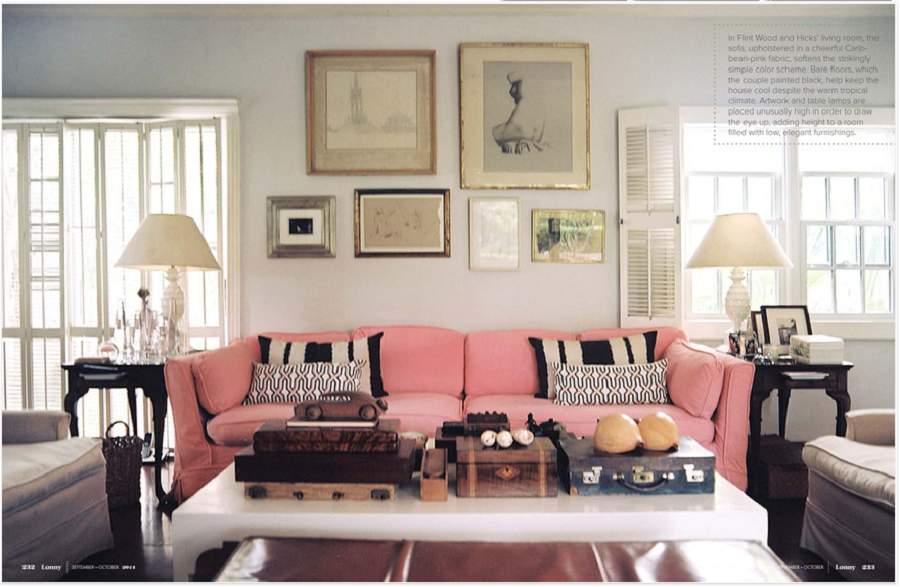 Phong cách thiết kế nội thất cho người mệnh hỏa