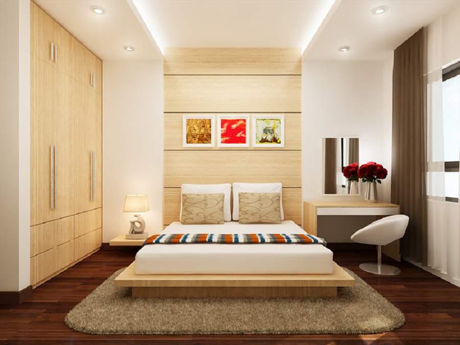 tranh treo phòng ngủ cho vợ chồng không nên quá phức tạp