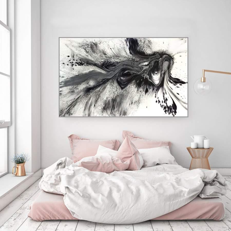 Những bức tranh không nên treo đầu giường