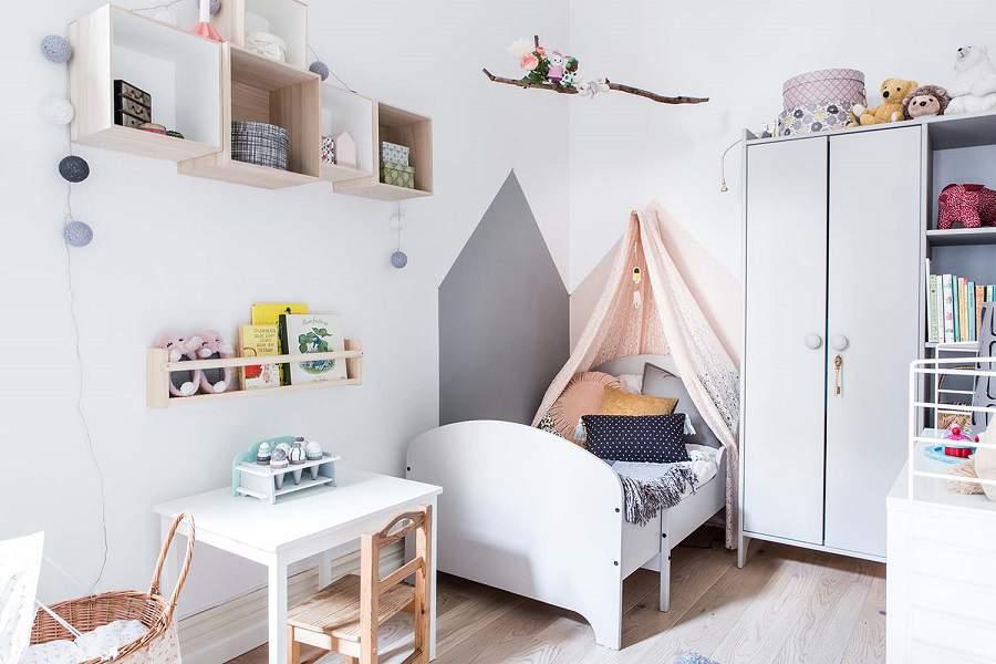 Những mẫu nhà ống 2 tầng đẹp giá rẻ cho căn phòng của bé