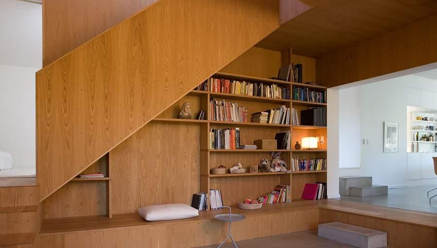 Những mẫu tủ dưới gầm cầu thang đẹp nhất hãy để nội thất Toàn Cầu lên thiết kế