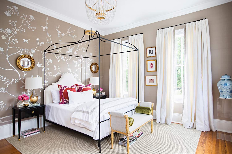những thiết kế phòng ngủ đẹp nhất cho nhà xinh