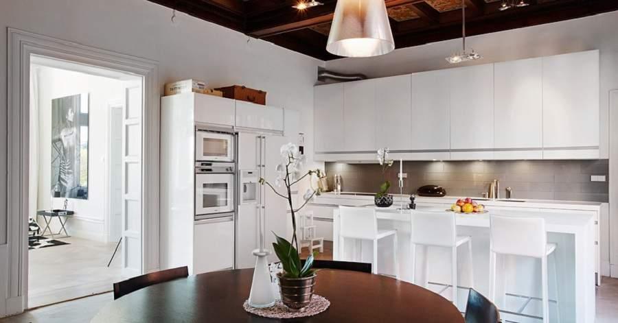 Thiết kế nội thất biệt thự hiện đại đẹp nhất thế giới cho nhà sang