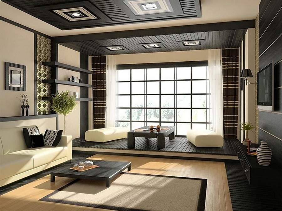 Nội thất chung cư phong cách Nhật Bản
