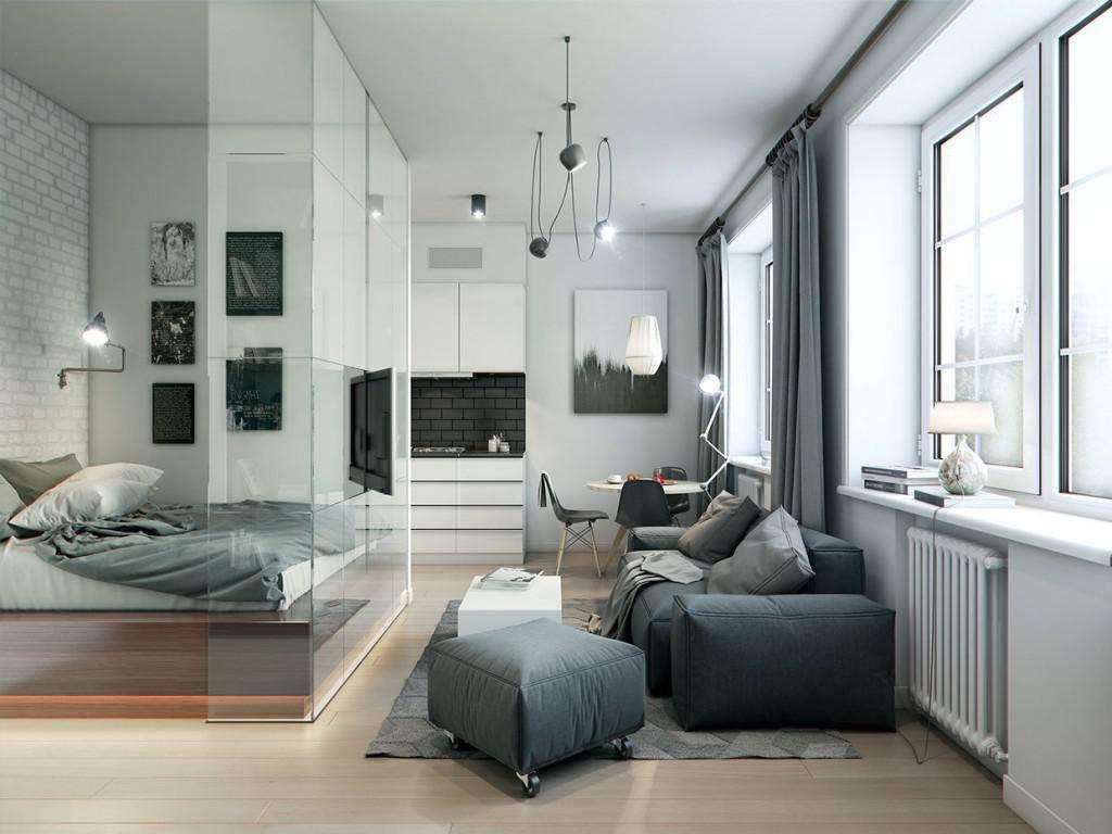 Nội thất nhà chung cư nhỏ hiện đại