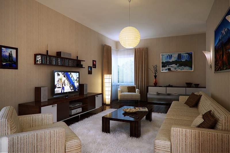 nội thất cho căn hộ chung cư nhỏ thiết thực