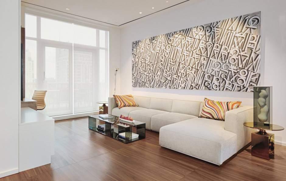 thiết kế nội thất đơn giản nhưng hiện đại