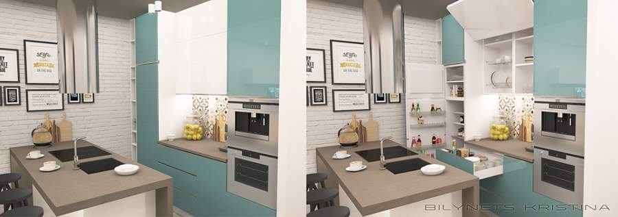 nội thất thông minh cho nhà chung cư đẹp nhất