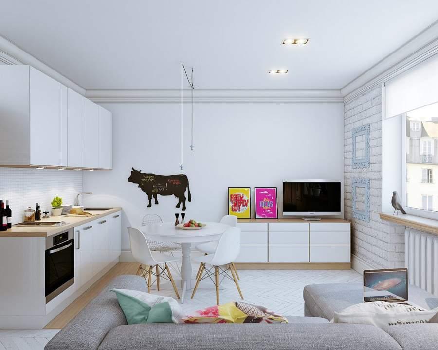 nội thất thông minh cho nhà nhỏ đẹp và sang