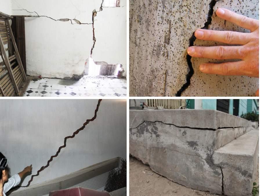 Nứt tường nhà có nguy hiểm không?có rất nhiều người băn khoăn