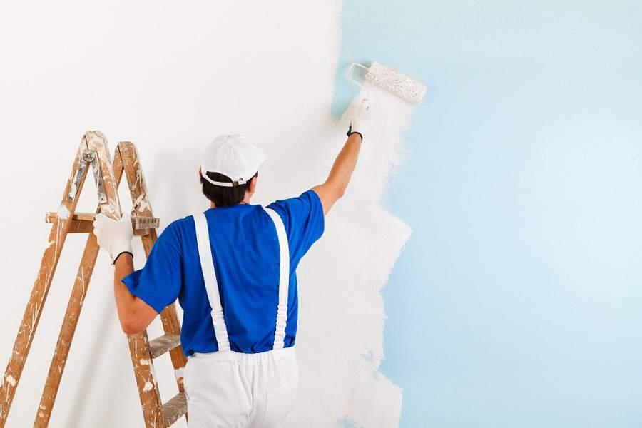 Nứt tường nhà do kỹ thuật sơn