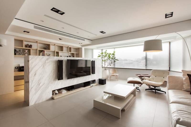 Phong cách thiết kế nội thất hiện đại bạn nên quan tâm