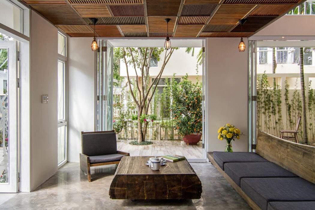 phong cách thiết kế nội thất hiện đại bắt mắt