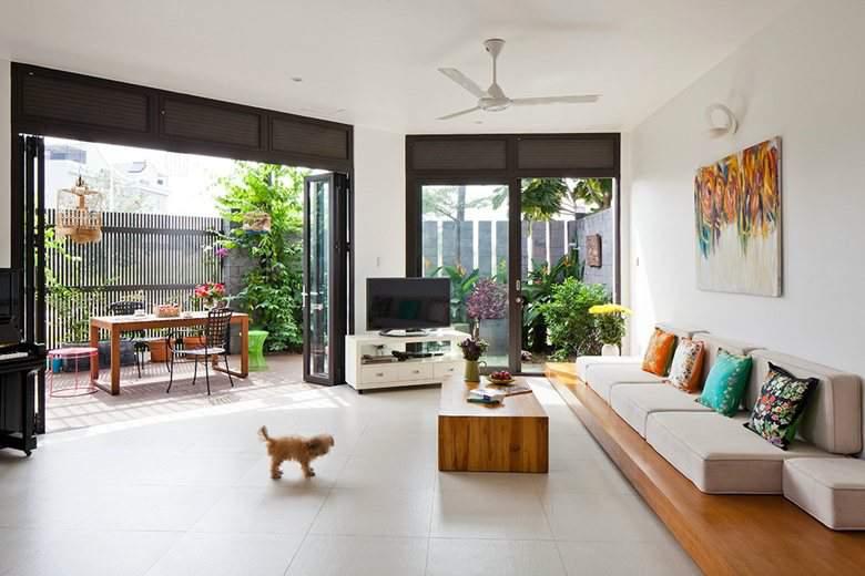 phong cách thiết kế nội thất hiện đại đẹp nhất