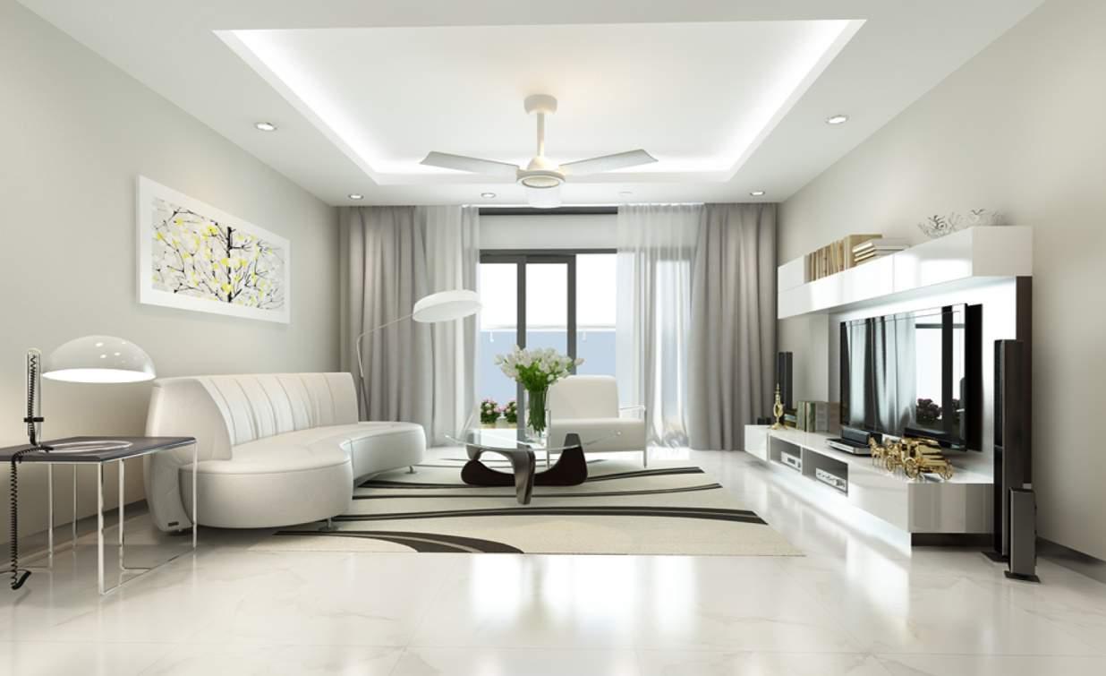 Phong cách thiết kế nội thất hiện đại cho nhà xinh
