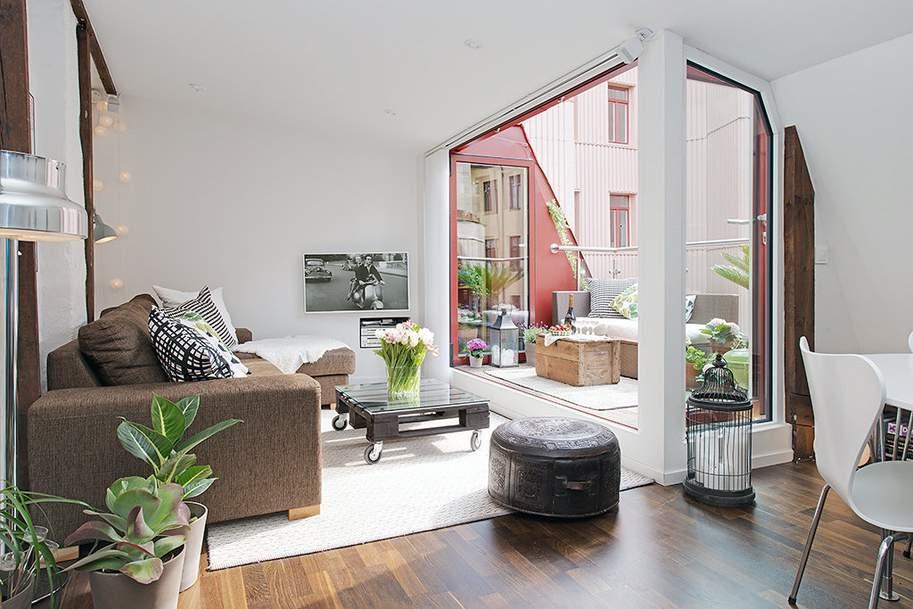 phong cách thiết kế nội thất hiện đại tinh tế