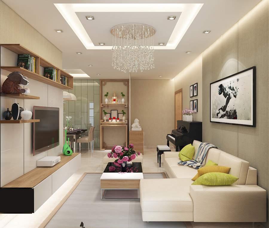Những mẫu thiết kế nội thất đẹp và sang