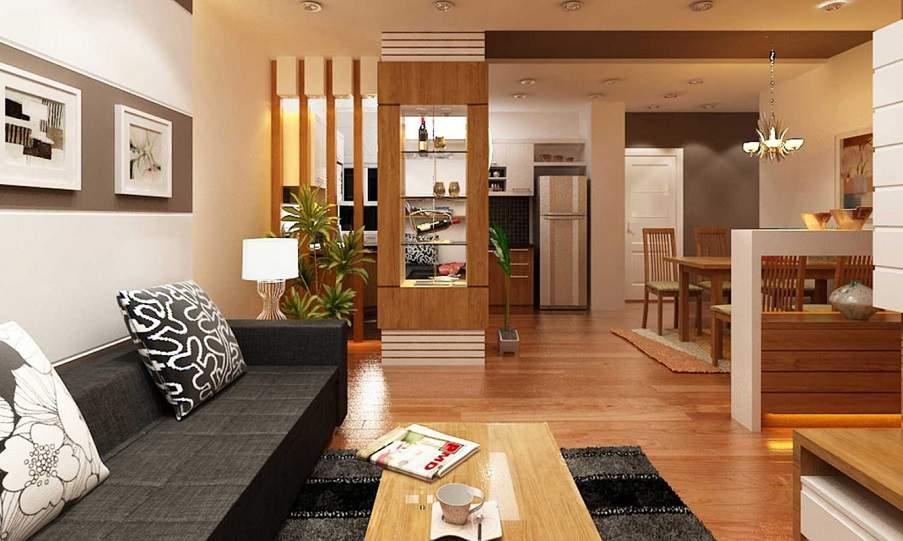 Không gian nhà đẹp với những mẫu thiết kế đẹp nhất