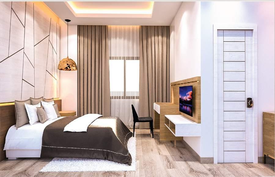 Phòng ngủ nên lát gạch màu gì