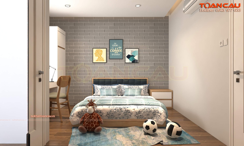 Thiết kế nội thất đa năng cho phòng nhỏ
