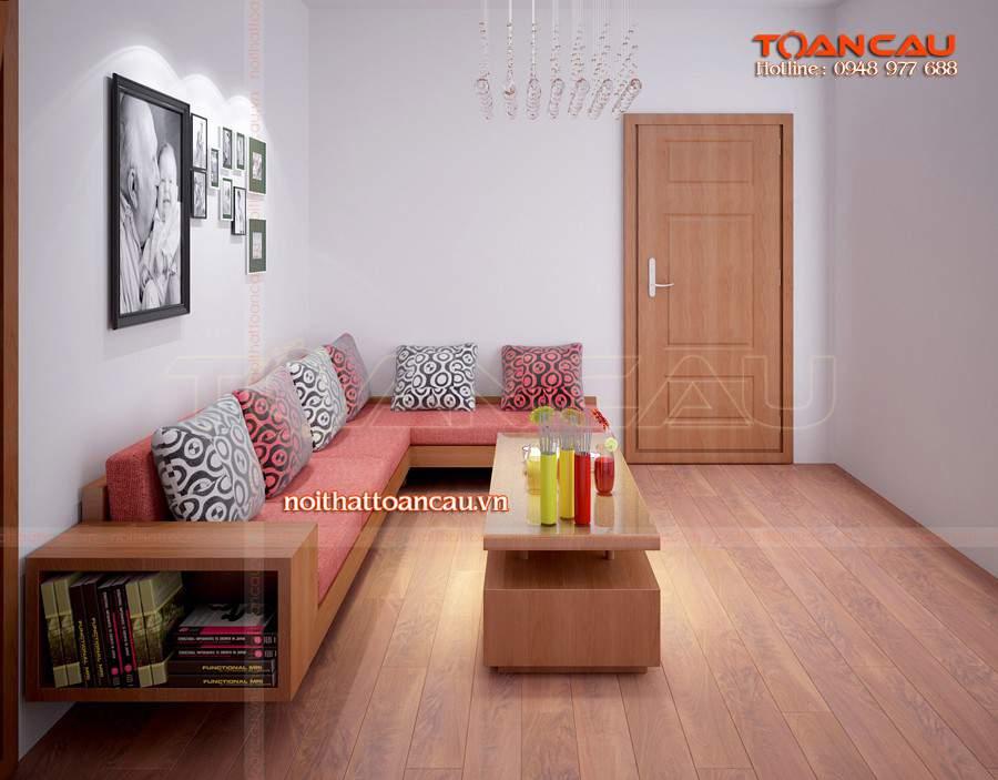 thiết kế nội thất giá rẻ đẹp tinh tế