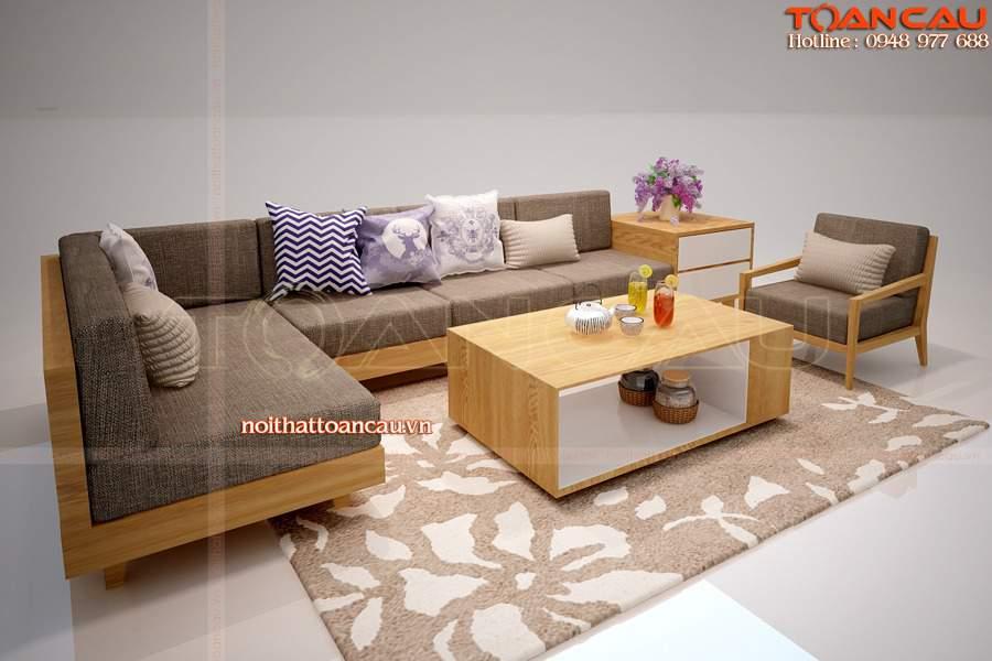 Bàn ghế phòng khách giá rẻ tại Vũng Tàu cho nhà đẹp