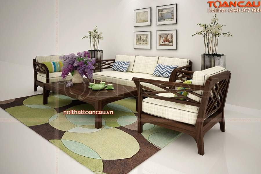Bàn ghế gỗ Vũng Tàu cho nhà xinh
