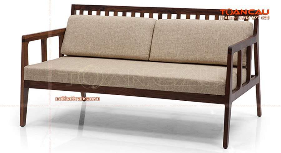Bàn ghế sofa gỗ phòng khách nhỏ hiện đại và sang trọng nhất khi sử dụng