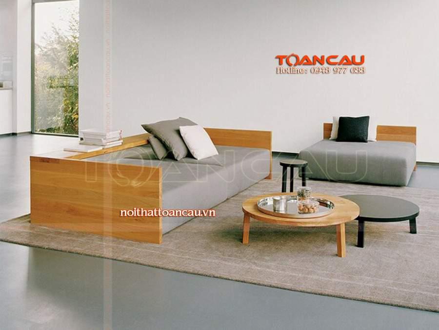 Mẫu bàn ghế gỗ cao cấp - TC144