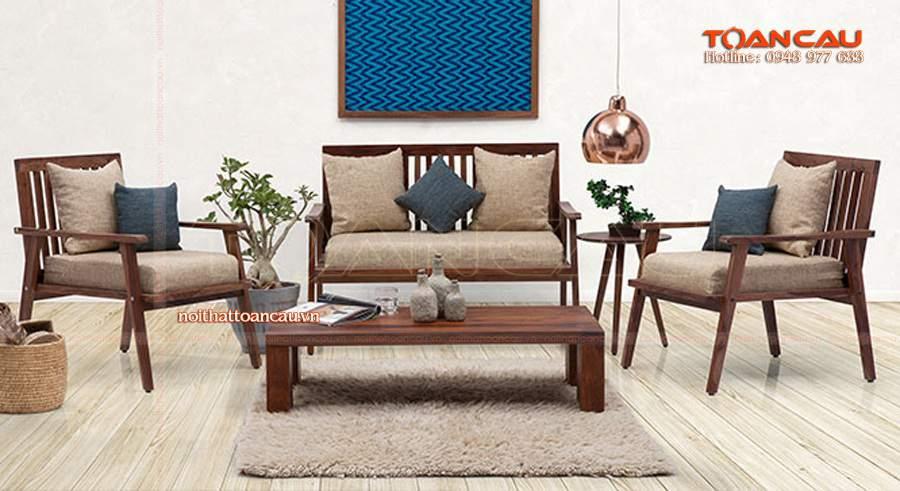 Mẫu bàn ghế nội thất phòng khách – TC117
