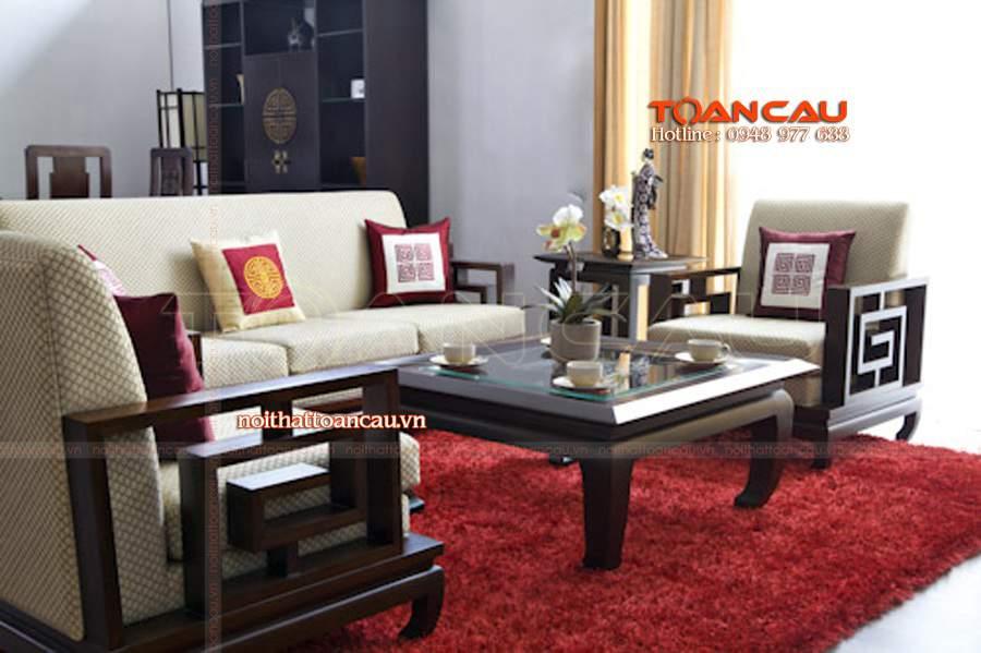Mẫu bàn ghế nội thất phòng khách – TC116