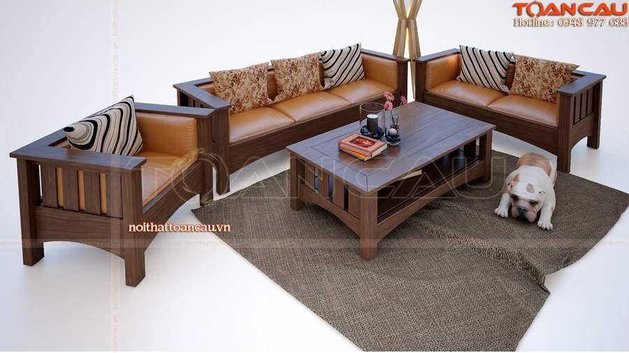 Bộ bàn ghế sang trọng, tiện ích
