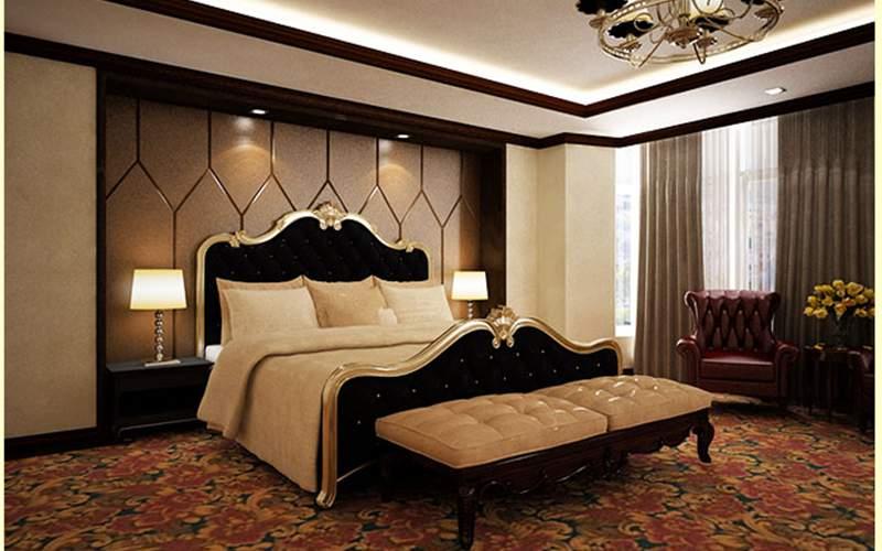 Mẫu sofa phòng ngủ - TC11226