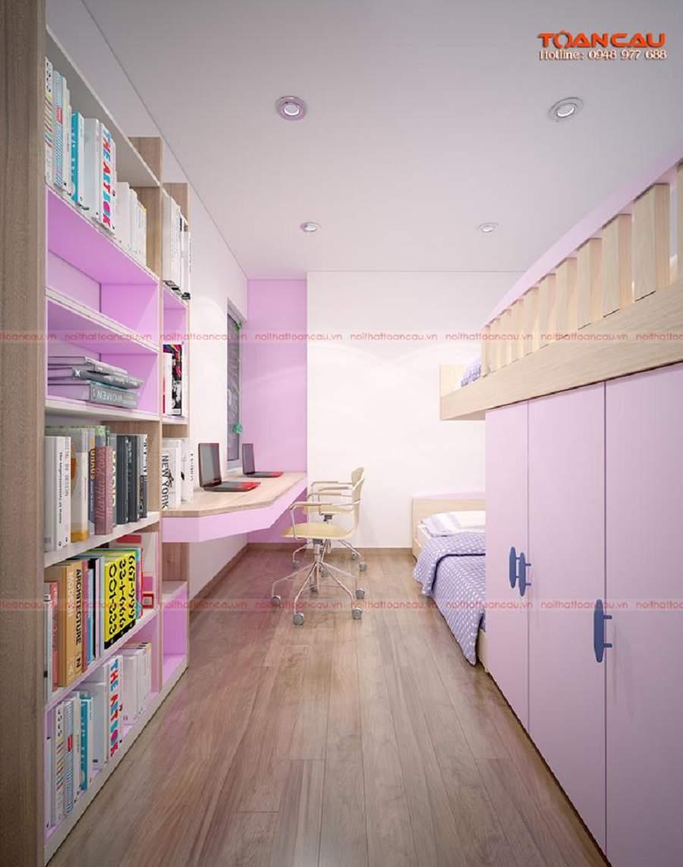 Những mẫu thiết kế nhà 2 phòng ngủ sang trọng